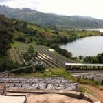 Washing station in Rwanda