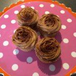 Delicious espresso cupcakes