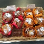 Muffins from Cumbrian Artisan Bakery