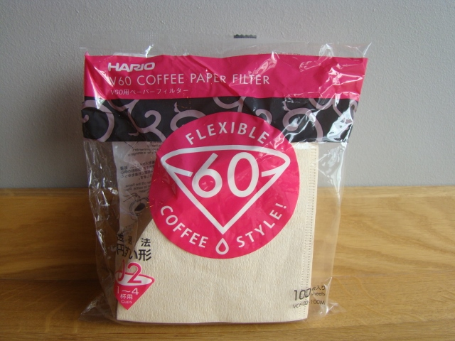 Hario Coffee Paper Filter - Size 02