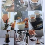 Inside page of the World Atlas of Coffee Book
