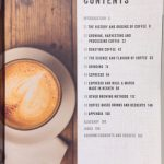 Barista's Guide to Coffee contents page