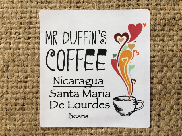 Santa Maria de Lourdes Single Origin Coffee