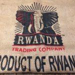 Rwanda coffee sack