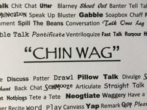 Chin Wag image